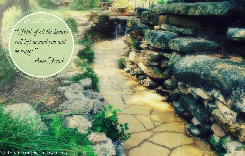 waterfallwalkwaywithquote