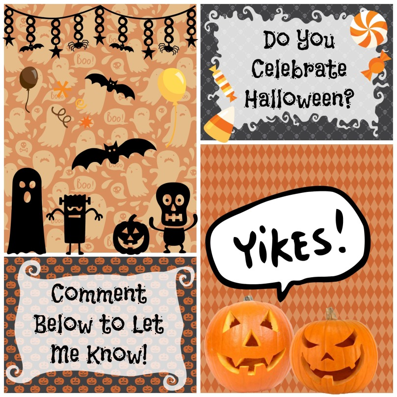 Will You Be Celebrating Halloween?
