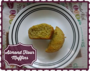 almond muffin