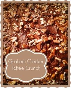 Graham Cracker Toffee Crunch