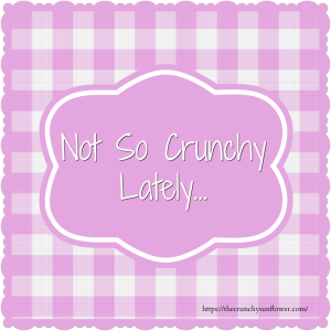 not-so-crunchy
